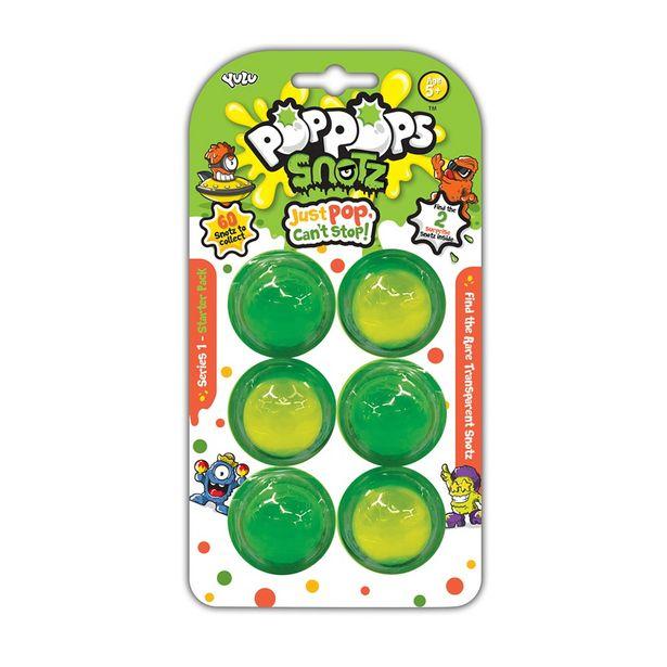 Oferta de Poppops Slime Monster com 6 - Multikids por R$9,99