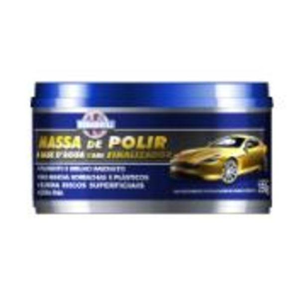 Oferta de Massa de Polir com Finalizador 350g 14641 - Rodabrill por R$29,9