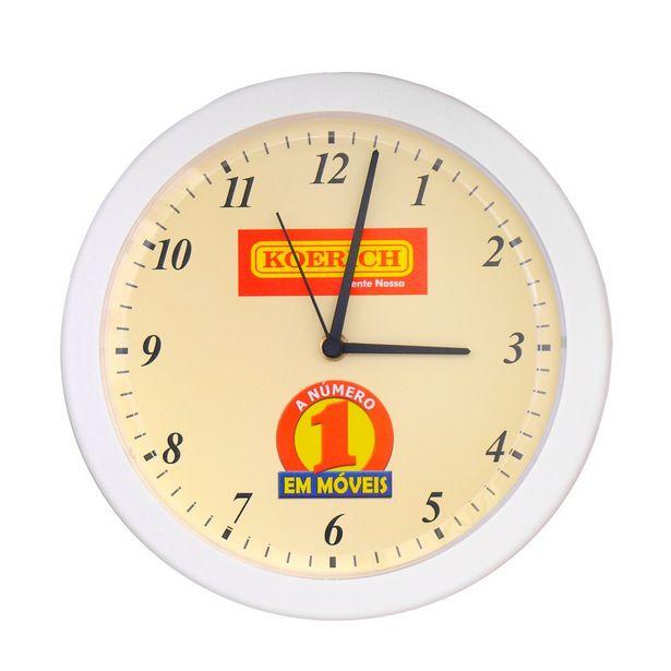 Oferta de Relógio 40cm 6129 Gente Boa Gente Nossa - Herweg por R$44,99