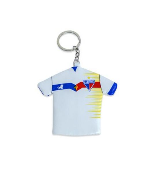 Oferta de Chaveiro Camisa Fortaleza 9x9cm UB4870 por R$10,99