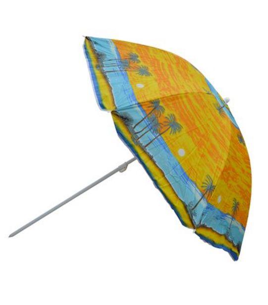 Oferta de Guarda Sol Plástico Decorado 85cm UB5027 por R$59,99