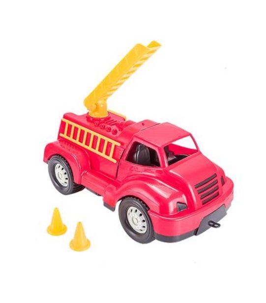 Oferta de Caminhão Max Truck Bombeiro Lummar 068 por R$24,99