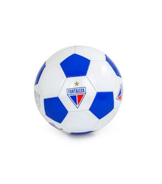 Oferta de Bola Futebol Couro Fortaleza UB4881 por R$29,99