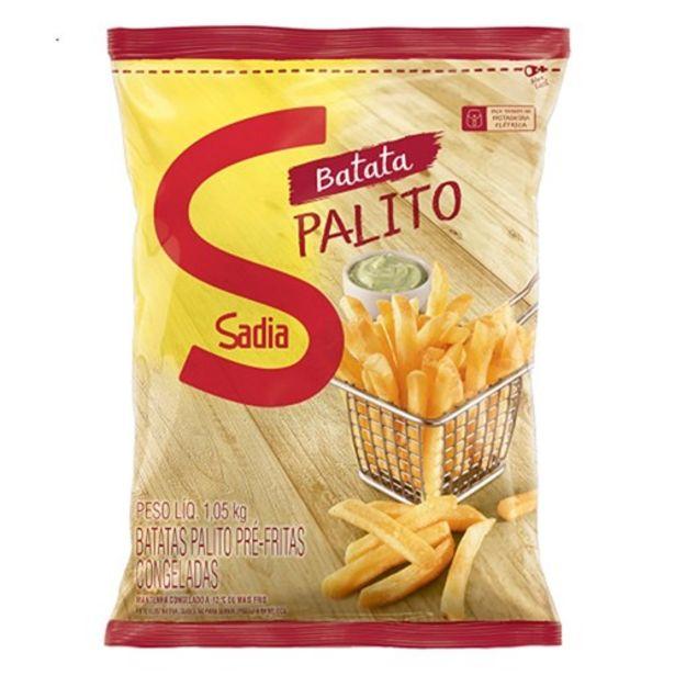 Oferta de Batata Palito Sadia 1,05Kg por R$10,99