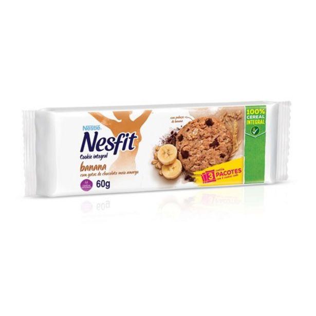Oferta de Cookie Nesfit Banana 60G por R$2,3