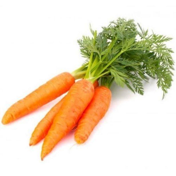 Oferta de Cenoura por R$1,59