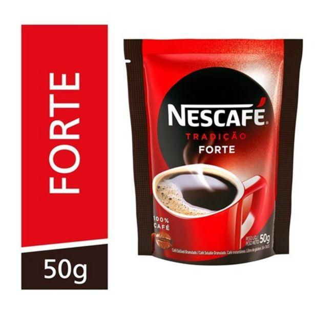Oferta de Café Solúvel Nescafé Tradição 50G por R$5,28