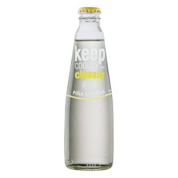 Oferta de Keep Cooler Classic Piña Colada 275Ml por R$5,29