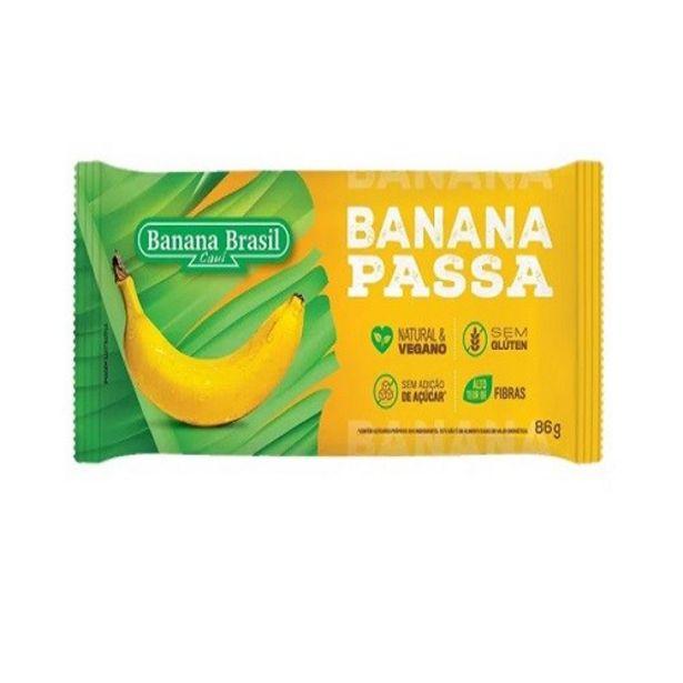 Oferta de Banana Passa Banana Brasil 86G por R$6,35