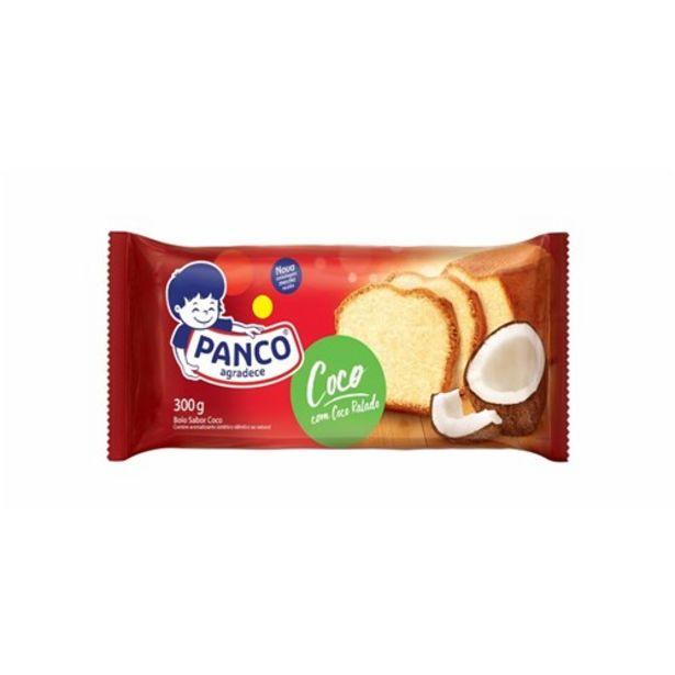 Oferta de Bolo Panco Coco Unidade 300G por R$6,79