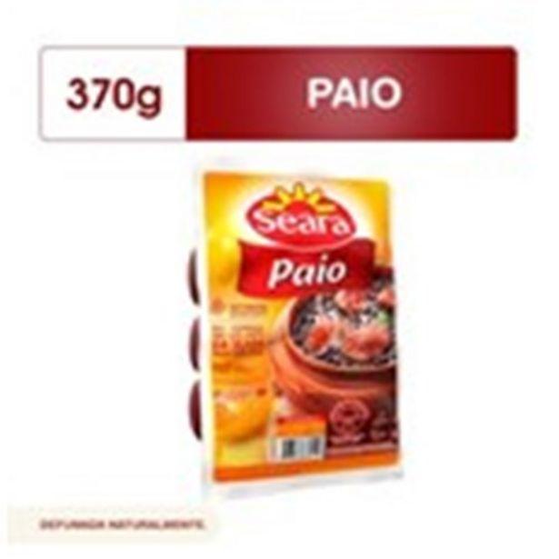 Oferta de Linguiça Seara Paio 370G por R$15,98