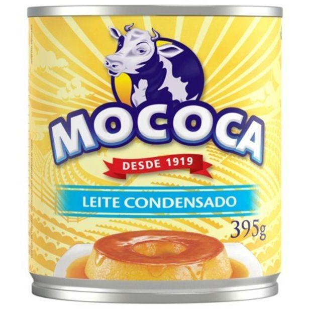 Oferta de Leite Condensado Mococa Tradicional Lata 395G por R$5,28