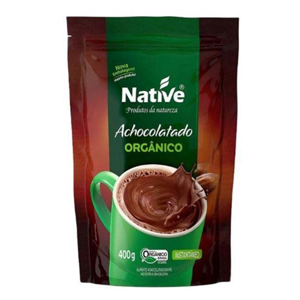 Oferta de Achocolatado Organico Native Pounch 400G por R$16,94