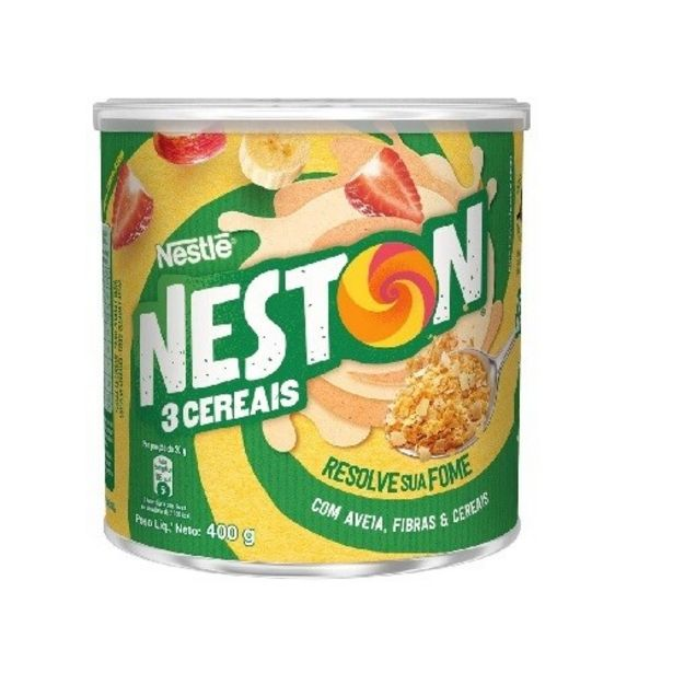 Oferta de Cereal Infantil Neston 3 Cereais 400Gr por R$16,94