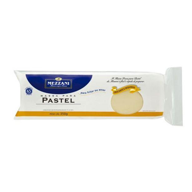 Oferta de Massa Fresca para Pastel Mezzani Rolo 350G por R$7,4