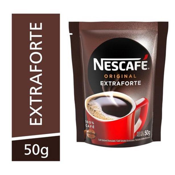 Oferta de Café Solúvel Nescafé Original 50G por R$5,28