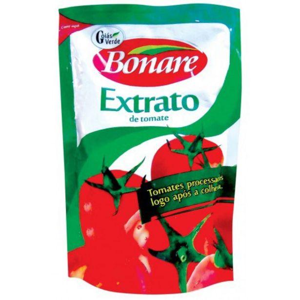 Oferta de Extrato de Tomate Goias Verde Bonare Sachê 2Kg por R$8,98