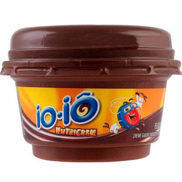 Oferta de Ioiô Crem Chocolate Avelã 180G por R$7,94