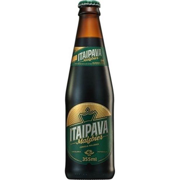 Oferta de Cerveja Itaipava Malzbier Garrafa 355 Ml por R$4,23