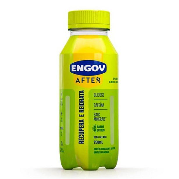Oferta de Suplemento Engov After 250Ml por R$7,41