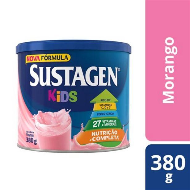 Oferta de Sustagen Kids Morango Sustagen 380G por R$31,69
