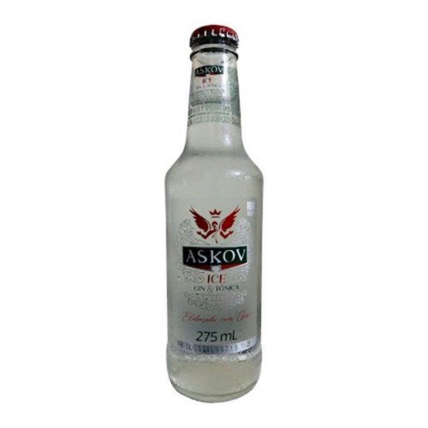 Oferta de Askov Ice Gin & Tônica 275Ml por R$5,29
