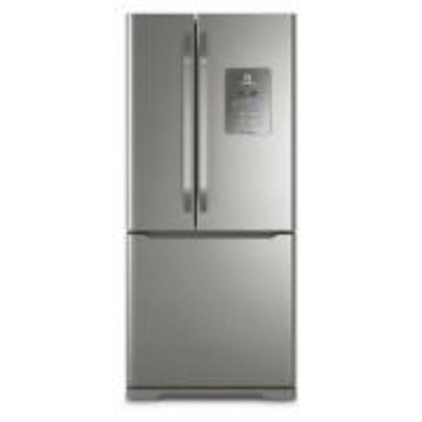 Oferta de Geladeira Refrigerador Electrolux Frost Free Inverse 579L 220V DM84X... por R$5999