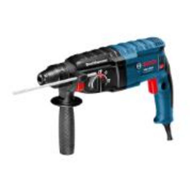 Oferta de Martelete Perfurador Bosch GBH 2-24D 820W 220V com Maleta por R$779