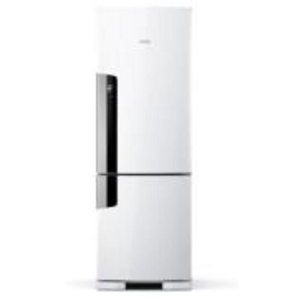 Oferta de Geladeira Refrigerador Consul Frost Free Inverse 397L 220V -... por R$3099