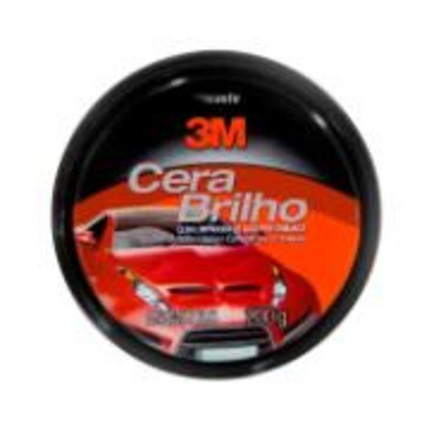 Oferta de Cera Automotiva Brilho 200g - 3M por R$22,9