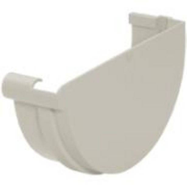 Oferta de Cabeçeira de PVC Direito 170 mm - Amanco por R$22,6