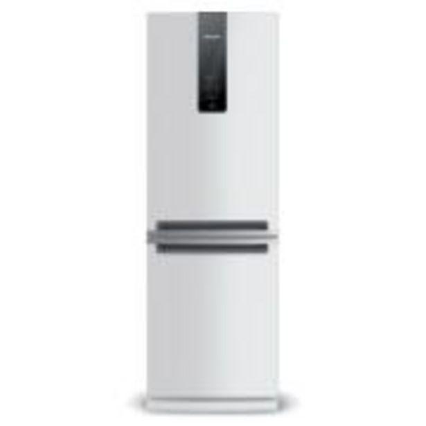 Oferta de Geladeira Refrigerador Brastemp Frost Free Inverse 443L Branco... por R$3799