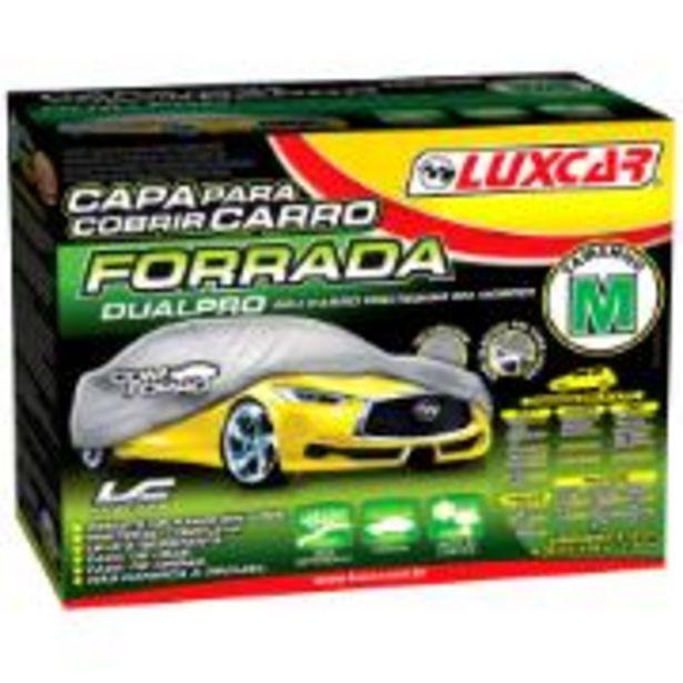 Oferta de Capa Protetora para Carro Tamanho M - Luxcar por R$109