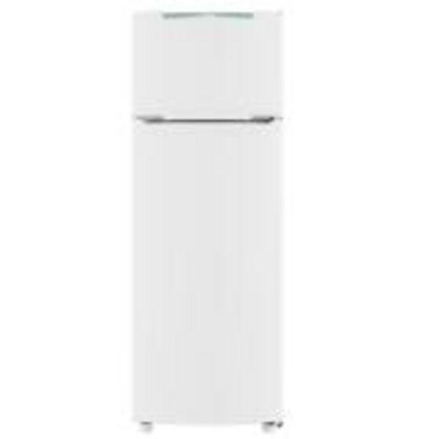 Oferta de Geladeira Refrigerador Consul Cycle Defrost Duplex 334L Branco 220V ... por R$1849