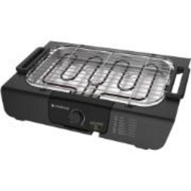 Oferta de Churrasqueira Elétrica 1800w GRL810 com Controle de Temperatura ... por R$129,9