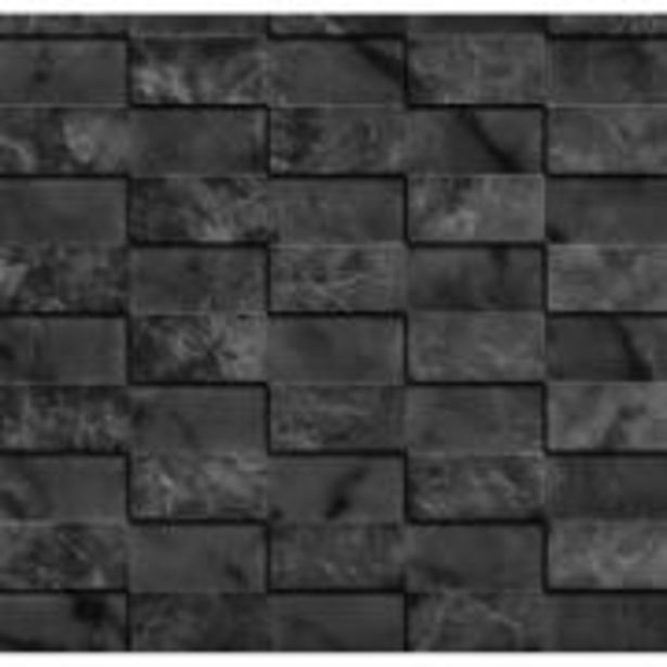 Oferta de Mosaico Infinity Black Polido Tipo A 30x30cm - Livre por R$35,95