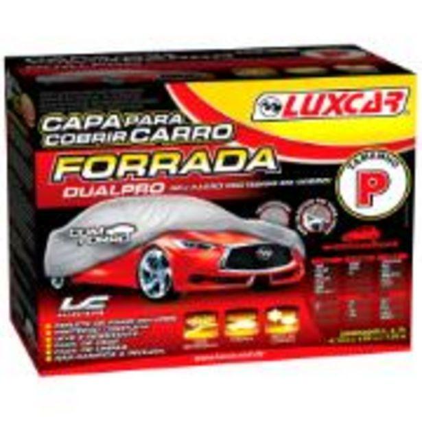 Oferta de Capa Protetora para Carro Tamanho P - Luxcar por R$109