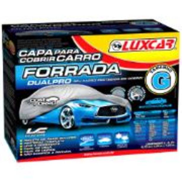 Oferta de Capa Protetora para Carro Tamanho G - Luxcar por R$109