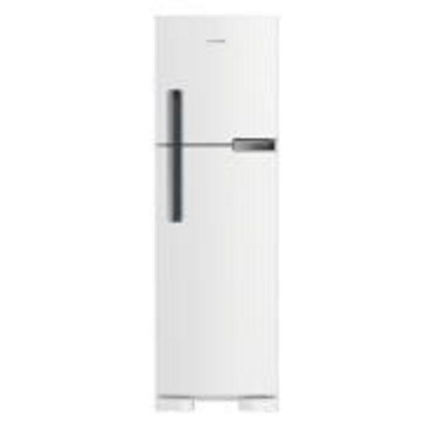 Oferta de Geladeira Refrigerador Brastemp Frost Free Duplex 375L Branco 220V ... por R$2299