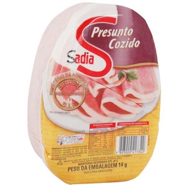 Oferta de Presunto Sadia por R$25,9