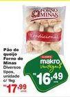 Oferta de Pão Forno de Minas por