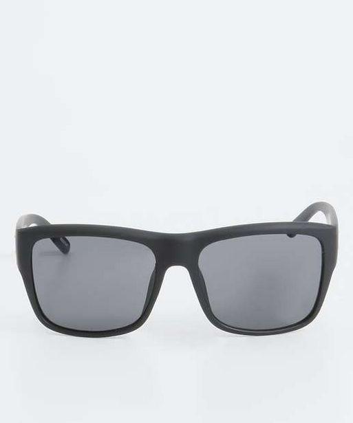 Oferta de Óculos de Sol Unissex Quadrado Marisa por R$27,99