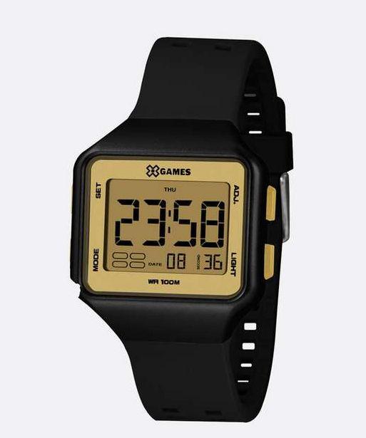 Oferta de Relógio Masculino Digital XGames XLPPD039 CXPX por R$129,99
