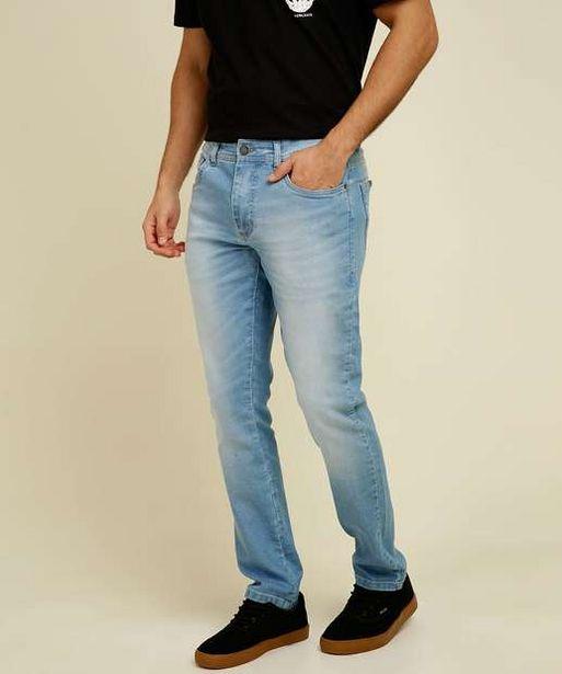 Oferta de Calça Masculina Jeans Skinny MR  por R$59,99