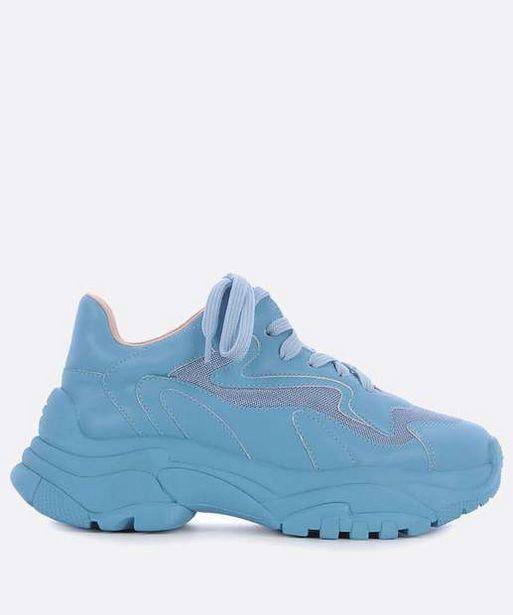Oferta de Tênis Feminino Chunky Sneaker Recorte Zatz por R$109,99