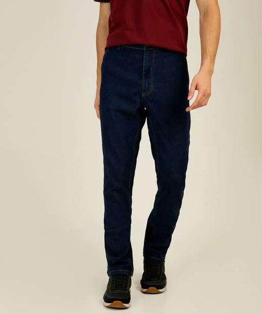 Oferta de Calça Masculina Jeans Reta MR por R$49,99
