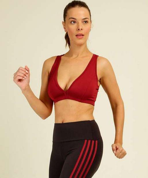 Oferta de Top Feminino Fitness Nadador Marisa por R$24,99
