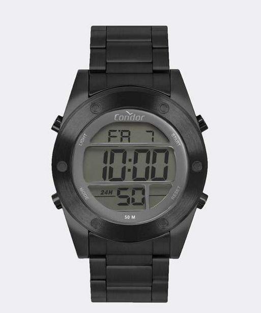 Oferta de Relógio Masculino Digital Condor COBJ3463AE4C por R$159,99