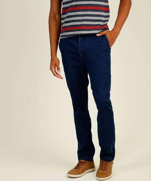 Oferta de Calça Masculina Jeans Reta MR por R$66,95