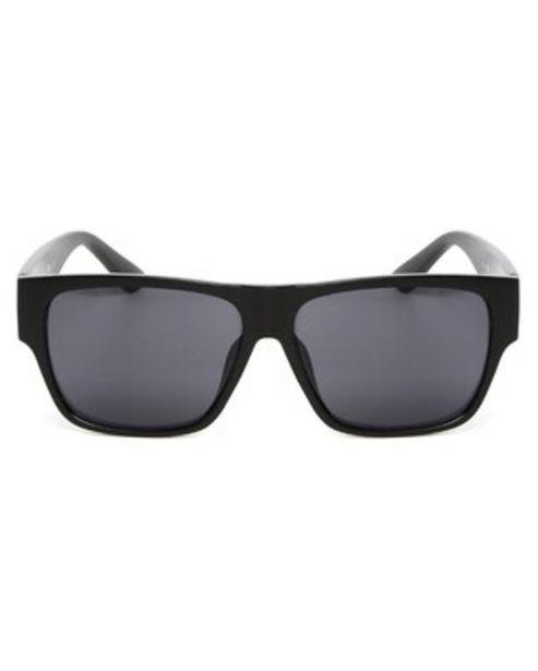 Oferta de Óculos de Sol Quadrado RCHLO Eyewear - Preto por R$26,9